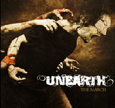 The March Lyrics Unearth
