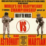 War Of The Worlds Lyrics Bad Astronaut