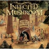 Legend Of The Black Shawarma Lyrics Infected Mushroom