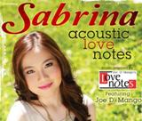 Acoustic Love Notes Lyrics Sabrina