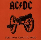 For Those About To Rock We Sal Lyrics AC/DC