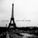 Paris In the Morning Lyrics Joe Purdy