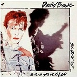 Scary Monsters Lyrics Bowie David
