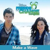 Make A Wave (EP) Lyrics Disney's Friends For Change