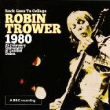 Rock Goes To College Lyrics Robin Trower
