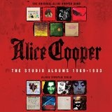 THE STUDIO ALBUMS 1969-1983 Lyrics Alice Cooper