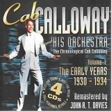The Early Years 1930 34 Lyrics Cab Calloway