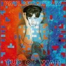 Tug Of War Lyrics McCartney Paul