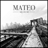 Say Its So (Single) Lyrics Mateo