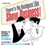 Miscellaneous Lyrics There's No Business Like Show Business