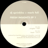 Fresh Insights EP1 Lyrics DJ Sprinkles & Mark Fell