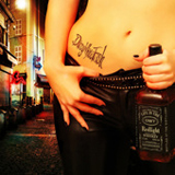 Life In The Redlight (EP) Lyrics Dirty White Trash