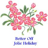 Better Off Lyrics Jolie Holiday