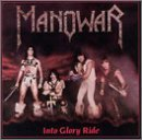 Into Glory Ride Lyrics Manowar