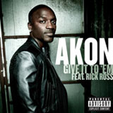 Give It To 'Em (Single) Lyrics Akon