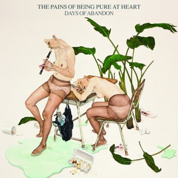 The Pains Of Being Pure At Heart Lyrics
