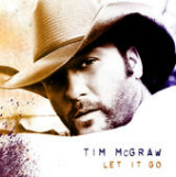 Let It Go Lyrics Tim McGraw