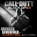 Carry On (Call of Duty: Black Ops II Version) (Single) Lyrics Avenged Sevenfold