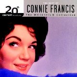 The Very Best Of Connie Francis Lyrics Francis Connie